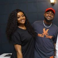 MAD OO!! You Won't Believe What Davido Saved Chioma's Name As On His Phone