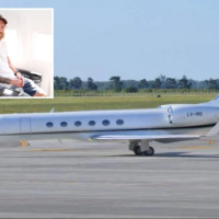 Messi Wasn't On Board Of His Private Jet That Made Emergency Landing (HLN)