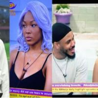 BBNaija: Laycon, Vee Ridicule Ozo And Nengi